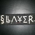 Slayer Strip Patch