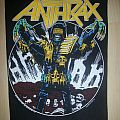 Anthrax - Patch - Anthrax - Judge Death Backpatch
