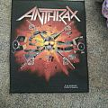 Anthrax Got The Time Backpatch
