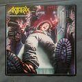 Anthrax - Tape / Vinyl / CD / Recording etc - Anthrax - Spreading the disease lp