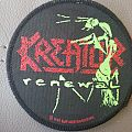 Kreator - Patch - Kreator circular patch