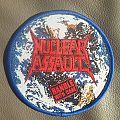 Nuclear Assault - Patch - Nuclear Assault - Handle with Care boot