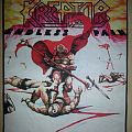 Kreator - Patch - Kreator - Endless Pain Backpatch