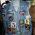 Vest of non-extreme metal