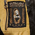 Entombed - Patch - Entombed - DCLXVI