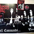 Burstin Out - Hell Commands MC Special Edition Other Collectable