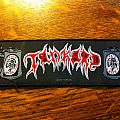 Tankard - Patch - Tankard Official Woven Patch For Trade