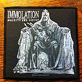 Immolation - Patch - Immolation Official Woven Patch For Trade
