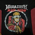 Megadeth Black Friday T-shirt