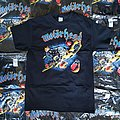 Motorhead Bomber Black T-shirt