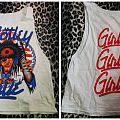 "Mötley Crüe ""Girls Girls Girls"" shirt Crüehead"