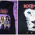 White Lion Rock N' Roar Tour 88' shirt