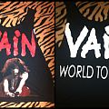 "Vain ""No Respect World Tour 89' "" TShirt or Longsleeve"