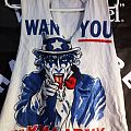 """ Want you for the KISS army "" t- shirt"