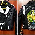 My Dr.Feelgood leather jacket