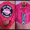 Mötley Crüe Bad Boys red jacket