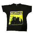 7 Seconds - TShirt or Longsleeve - 7 seconds 1989 tour tees