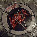 """Slayer - picture disc """" Reign in Blood Demos """"  Tape / Vinyl / CD / Recording etc"""