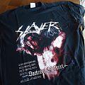 Slayer - God hates us All Tour shirt