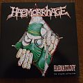 Haemorrhage - Tape / Vinyl / CD / Recording etc - Haemorrhage - Haematology (the singles collection) black LP