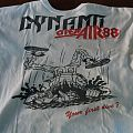 """Dynamo open air 1988 shirt """" Your First Dive ? """""""
