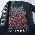 Unleached - Victory tour LS-shirt 1995