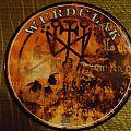 Wurdulak - Gorelord split 7'inch singel pict.disc Tape / Vinyl / CD / Recording etc