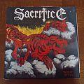 Sacrifice - Torment in Fire LP Tape / Vinyl / CD / Recording etc