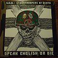 S.O.D - Speak english Or die LP Tape / Vinyl / CD / Recording etc