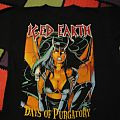 Iced Earth - Europe Under Ice 1997 Tour Shirt