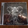 Gravehill - Rites of the pentagram - cd/dvd and patch