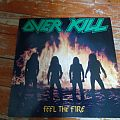 Overkill - Feel the Fire LP Other Collectable