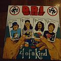 D.R.I - 4 of a Kind LP Tape / Vinyl / CD / Recording etc