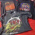 Slayer - Hell Awaits Shirts