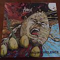 Hirax - Raging Violence LP Tape / Vinyl / CD / Recording etc