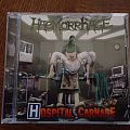 Haemorrhage - Tape / Vinyl / CD / Recording etc - Haemorrhage - Hospital Carnage cd