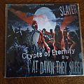 Slayer - Crypts of Eternity/At dawn they Sleep ! singel 7 inch Tape / Vinyl / CD / Recording etc