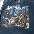Bolt Thrower - World Crusade Tour Europe 1993 Brunnsum Holland TShirt or Longsleeve