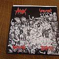 Hirax / Violater - Raging Thrash 7 inch Tape / Vinyl / CD / Recording etc