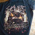 Slayer - World Domination 2013 kerkrade NL TShirt or Longsleeve