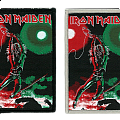 IRON MAIDEN - Live at the Rainbow patches