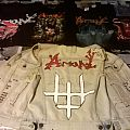 Amon original shirt full set collection including the Amon original jacket
