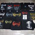 My Mercyless/Merciless (Fra) original shirt collection