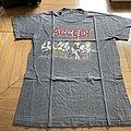 Accept 1986 tour shirtt
