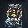 SOLD Rare Napalm Death Grindcrusher 1991 US Tour  TShirt or Longsleeve