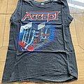 Accept Metal Heart muscle shirt