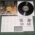 Intruder Escape From Pain limited vinyl EP