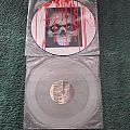 Other Collectable - Mercyful Fate  Live From The Depths Of Hell 1984 and Powermad Plastic Town clear vinyl promo ep 1989
