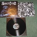 Sacrifice,Centurian,Gravehill,Noisem,Gehenna vinyl additions