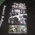 Immortal Suffering - TShirt or Longsleeve - Immortal Suffering - Images of Horror longsleeve plus rare split cd with...